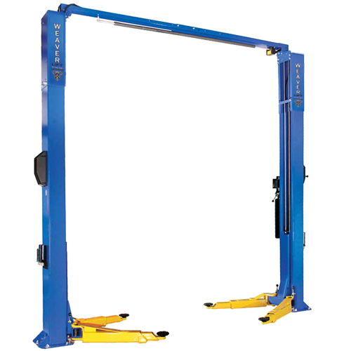 Weaver Lift W-Pro10 in Blue