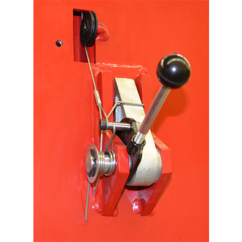 Dover's Proven Safety Lock Latch Assembly.