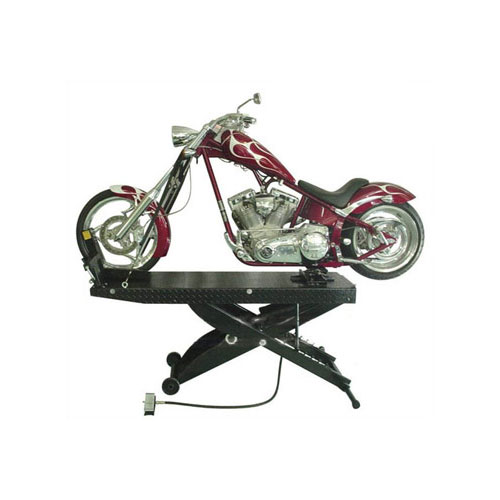 Direct-Lift Pro-Cycle Droptail Motorcycle Lift with Tail Removed