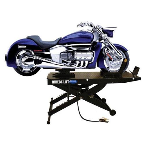 Direct Lift Motorcycle Lift