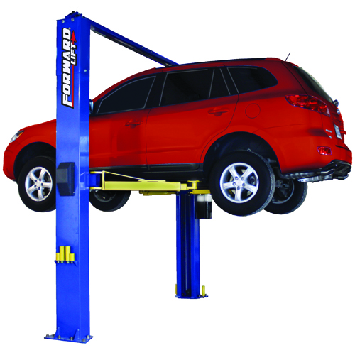 Forward Lift I-10 Certified 2 Post Lift With Santa Fe