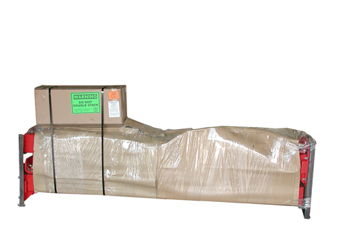 "Shipping Package 111"" x 18"" x 48"" weight 1500-lbs."