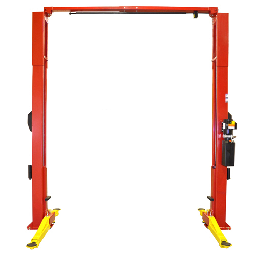 Weaver® W-Pro10 with arms spread open for Symmetric Loading