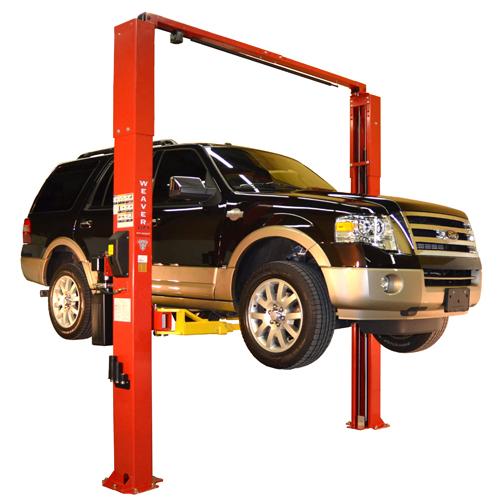 Weaver® W-Pro10 Certified Overhead 2 Post Lift