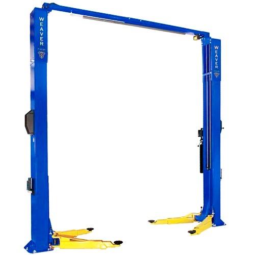 Weaver® W-Pro10 Blue - Certified Overhead 2 Post Lift
