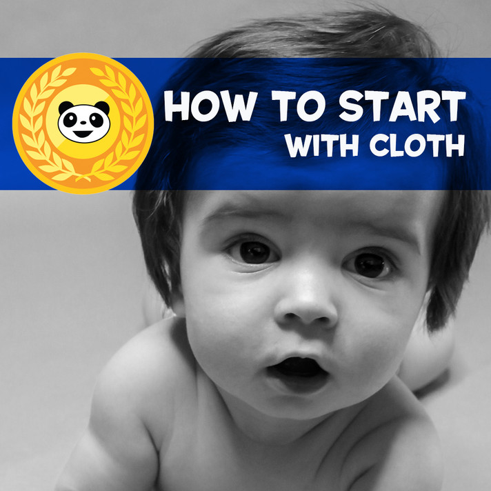 How to Start Cloth Diapering and Save the World
