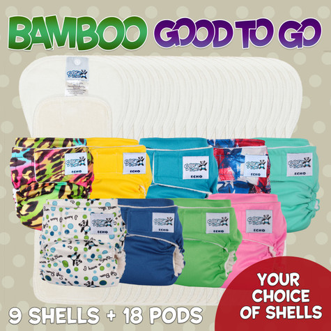 Good To Go Bamboo Package