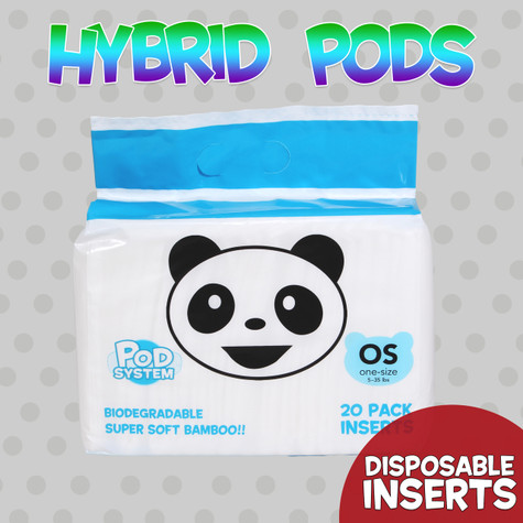 H-Pods Disposable Inserts: 20 Pack