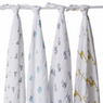 Aden + Anais Swaddle- 4 Pack