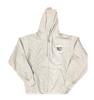 Full Zip Embroidered Sweatshirt