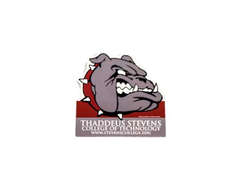 Thaddeus Stevens Bulldog Magnet