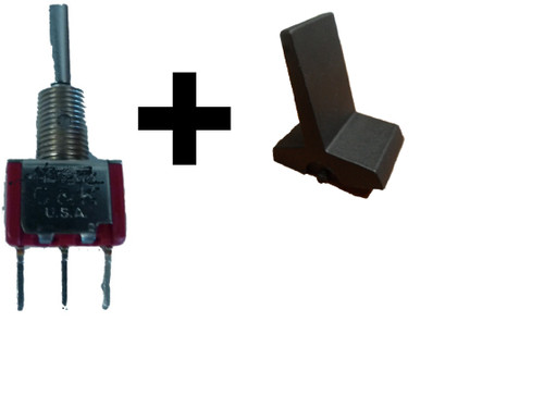 Lloyd Power Front Section Switch & Toggle Paddle