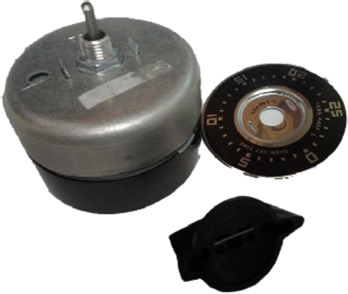 F&B ASH 7000 Replacement Timer Kit - Timer, Knob, & Plate