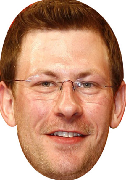 James Wade Celebrity Face Mask