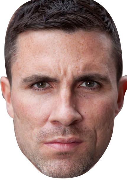 Trevor Royle Hollyoaks Face Mask