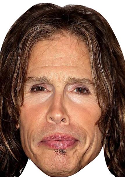Steven Tyler Music Star 2018 Celebrity Face Mask