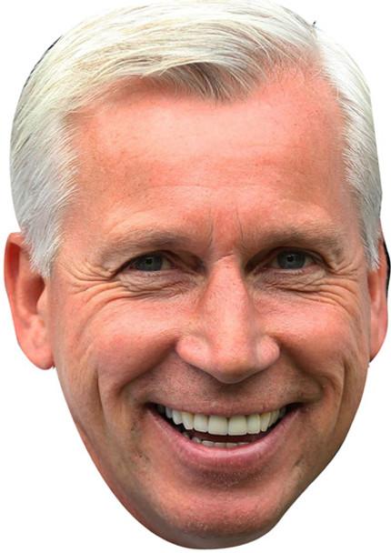 Alan Pardew Celebrity Face Mask