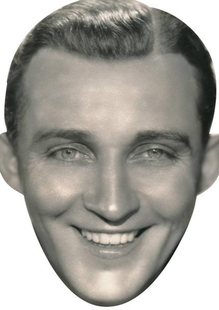 Bing Crosby 2018 Celebrity Face Mask
