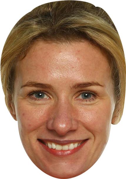 Jenny Tinemouth Celebrity Face Mask