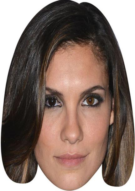 Daniela Ruah - TV Stars Face Mask