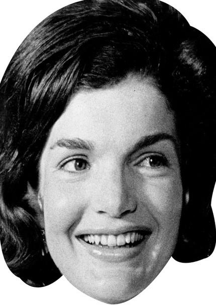 Jackie Kennedy Celebrity Face Mask