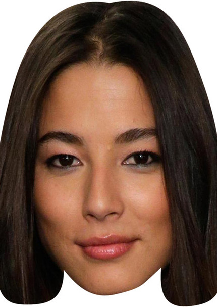 Jessica Gomes MH 2018 Celebrity Face Mask