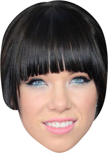 Carly Rea MH 2018 Music Celebrity Face Mask