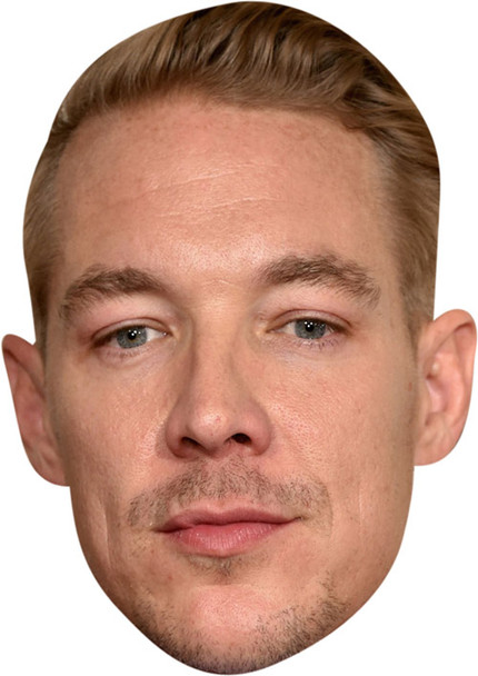 Diplo Music Celebrity Face Mask