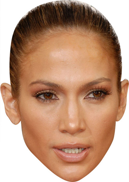 Jennifer Lopez MH 2018 Music Celebrity Face Mask