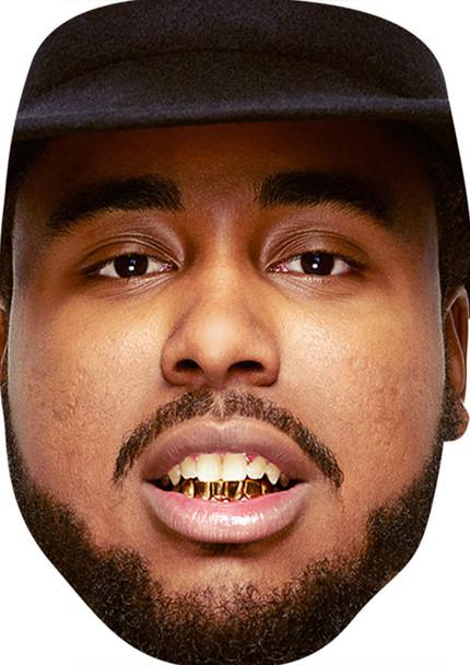Ptv Kent Jones MH 2018 Music Celebrity Face Mask