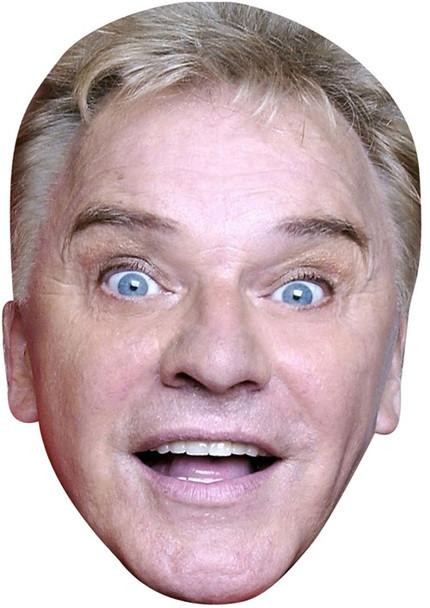Freddie Starr 2018 Tv Celebrity Face Mask