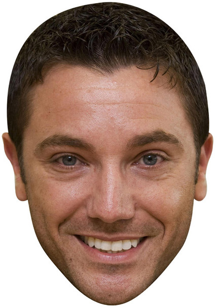 Gino D'acampo Tv Celebrity Face Mask