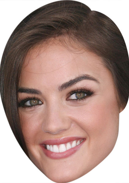 Lucy Hale MH 2018 Tv Celebrity Face Mask