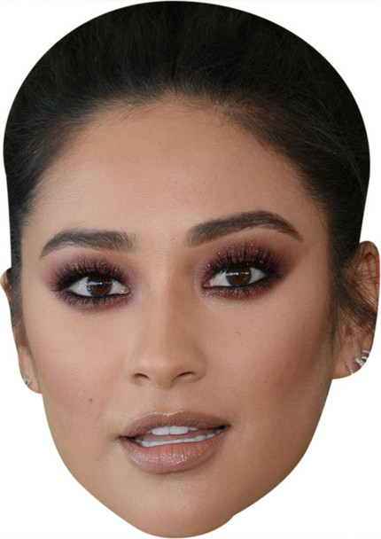 Shay Mitchell 2018 Tv Celebrity Face Mask