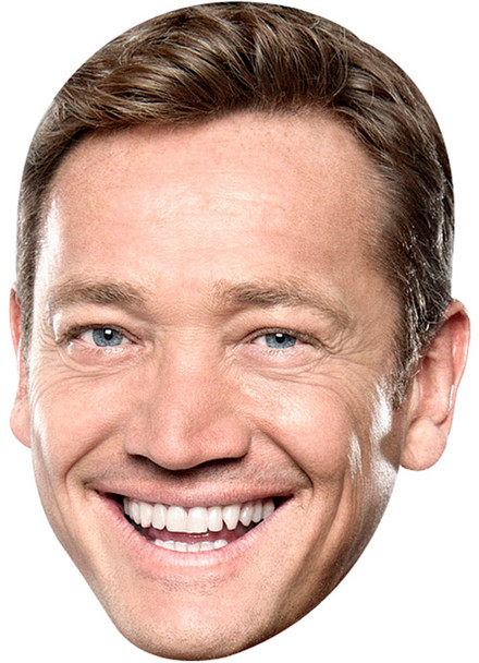 Sid Owen 2018 Tv Celebrity Face Mask