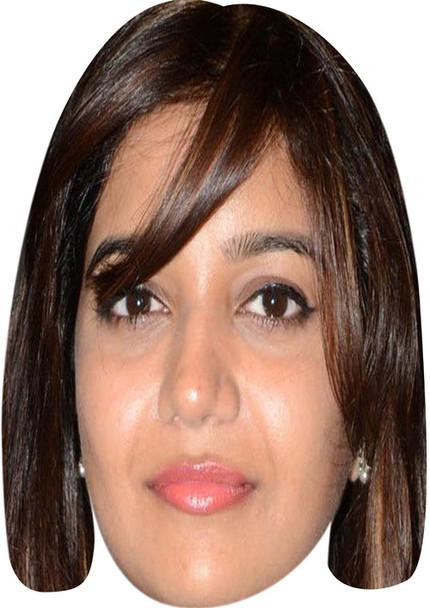 Swathi Reddy 2018 Tv Celebrity Face Mask
