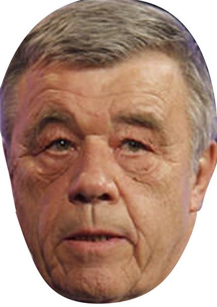 Tony Green Darts Tv Celebrity Face Mask