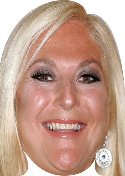Vannessa Feltz (2) Tv Celebrity Face Mask