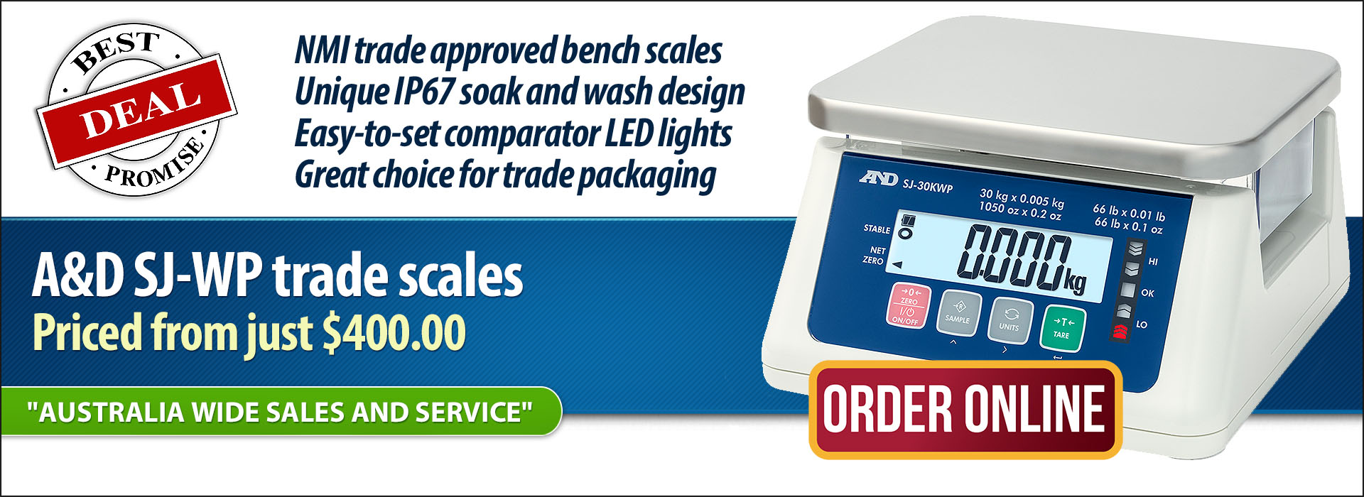 The Scale Shop Australia | Weighing Scales - Free Digital Scales Advice