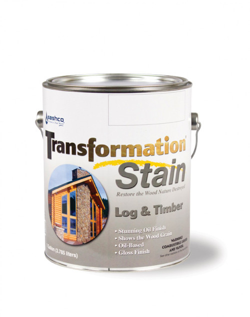 Sashco Transformation Log & Timber Gallon