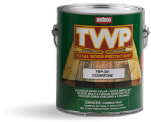TWP-300 Series Deck And Furniture Stain Gallon