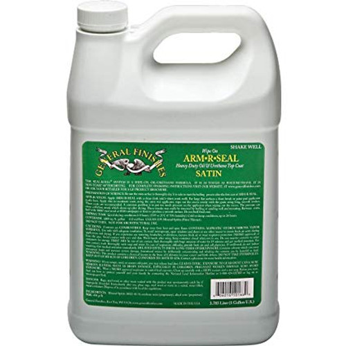 General Finishes Arm-R-Seal Urethane Top Coat Gallon