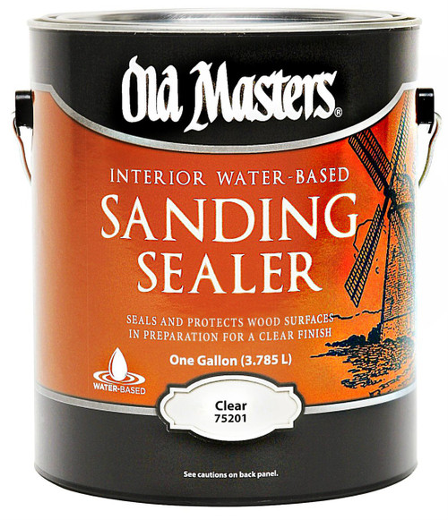 Old Masters Interior Oil Based Sanding Sealer Gallon
