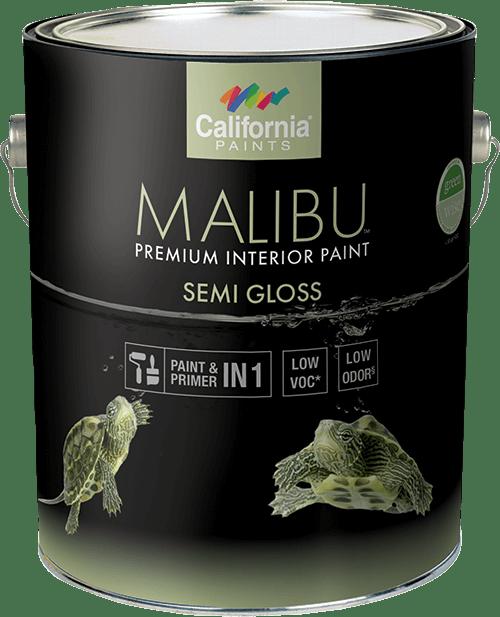 California Malibu Interior Semi-Gloss  (Formally Muralo Breathe Safe) Gallon