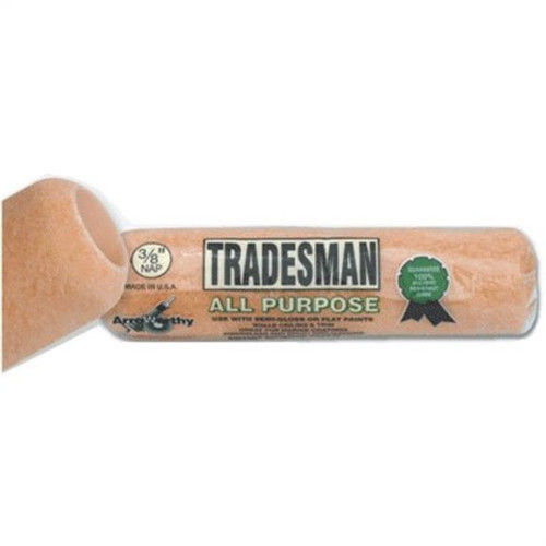 """ArroWorthy Tradesman All Purpose 9"""" - 3/4"""" Pile Roller Cover (Case of 12)"""