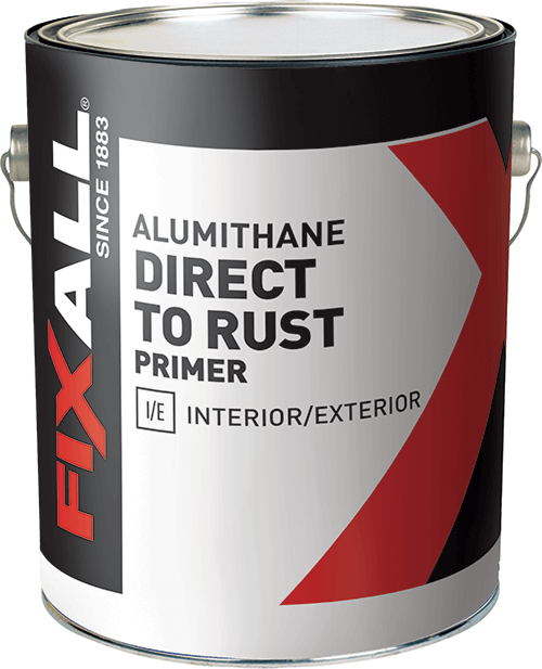 FIXALL Alumithane Direct to Rust Primer Gallon