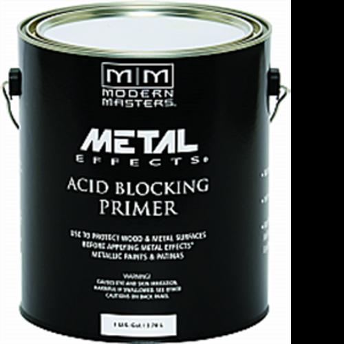 Modern Masters Metal Effects Acid Blocking Primer Gallon
