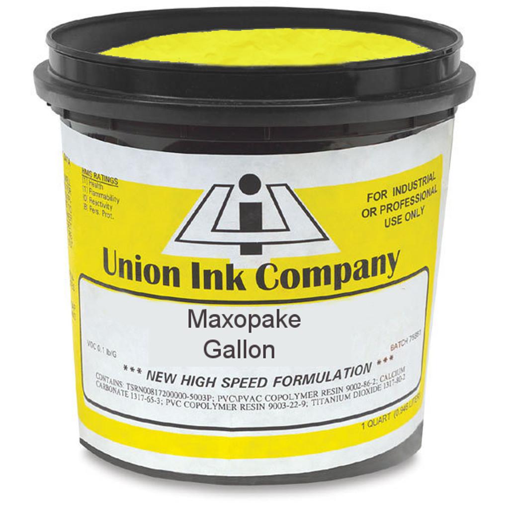 Union Maxopake Lemon Yellow - Gallon