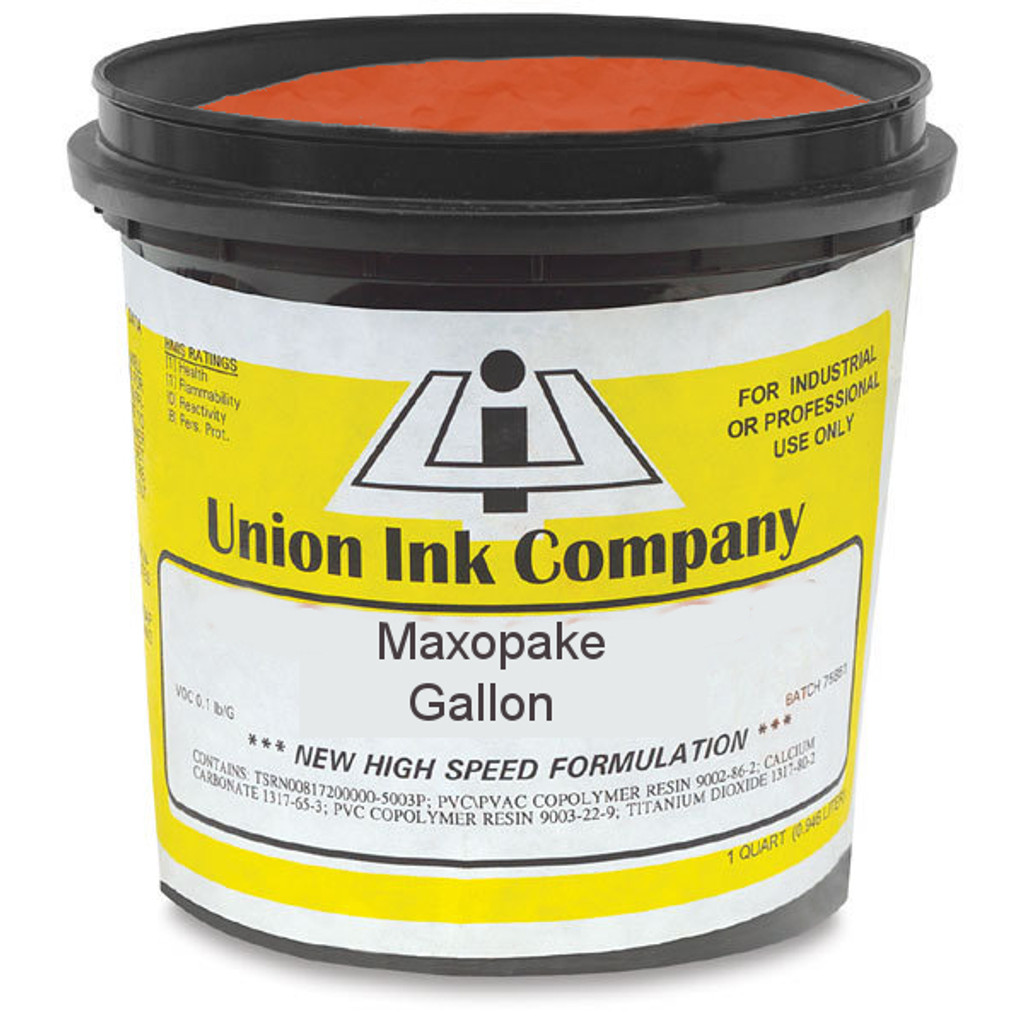 Union Maxopake Scarlett Red - Gallon
