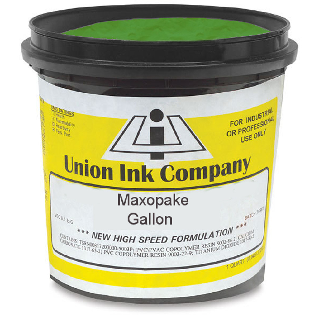 Union Maxopake Bright Green - Gallon